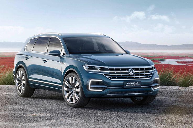 Image for Volkswagen T-Prime Concept GTE Wallpaper
