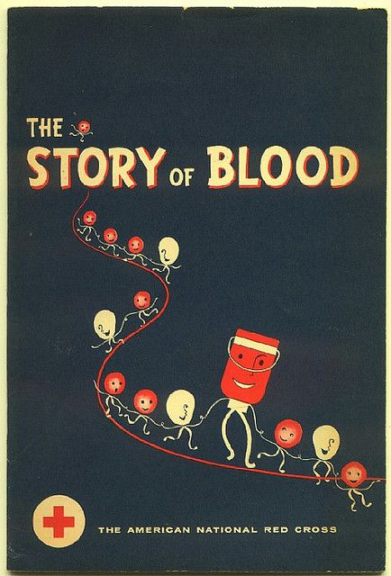 The Story of Blood by Casa de Dogpoop on Flickr.