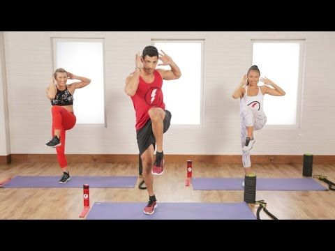 Low impact doesn't mean low intensity with this 30-minute calorie burning workout from The LIT Method. POPSUGAR Fitness offers fresh fitness tutorials, worko...