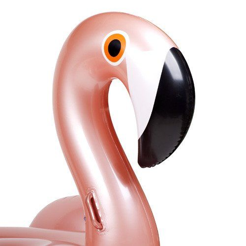 Luxe Float Flamingo Rose Gold
