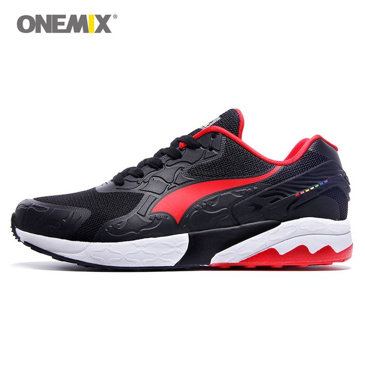 (46.20$)  Watch more here - http://ai94g.worlditems.win/all/product.php?id=32705922189 - Onemix Mens Discount Running Shoes Online Trail Sport Athletic Sneaker Man Air Cushion Walking Runner Trainers 6 Colors