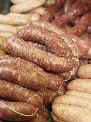 sausages.jpg - Michael Blann/Getty Images