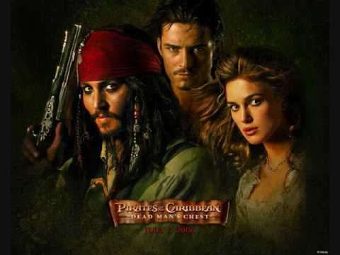 Hans Zimmer - He's a Pirate One of the greatest themes of the 2000s.