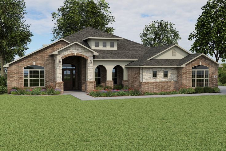Kari Floor Plan | Schuber Mitchell Homes Floor Plans