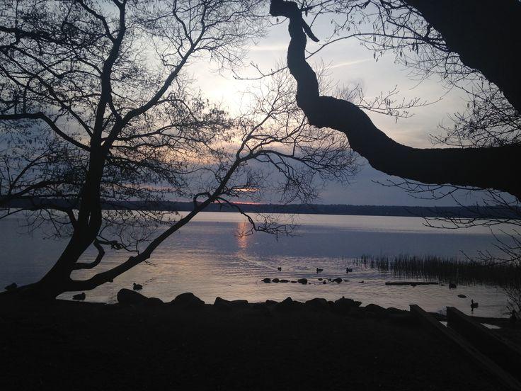 Esrum sø.