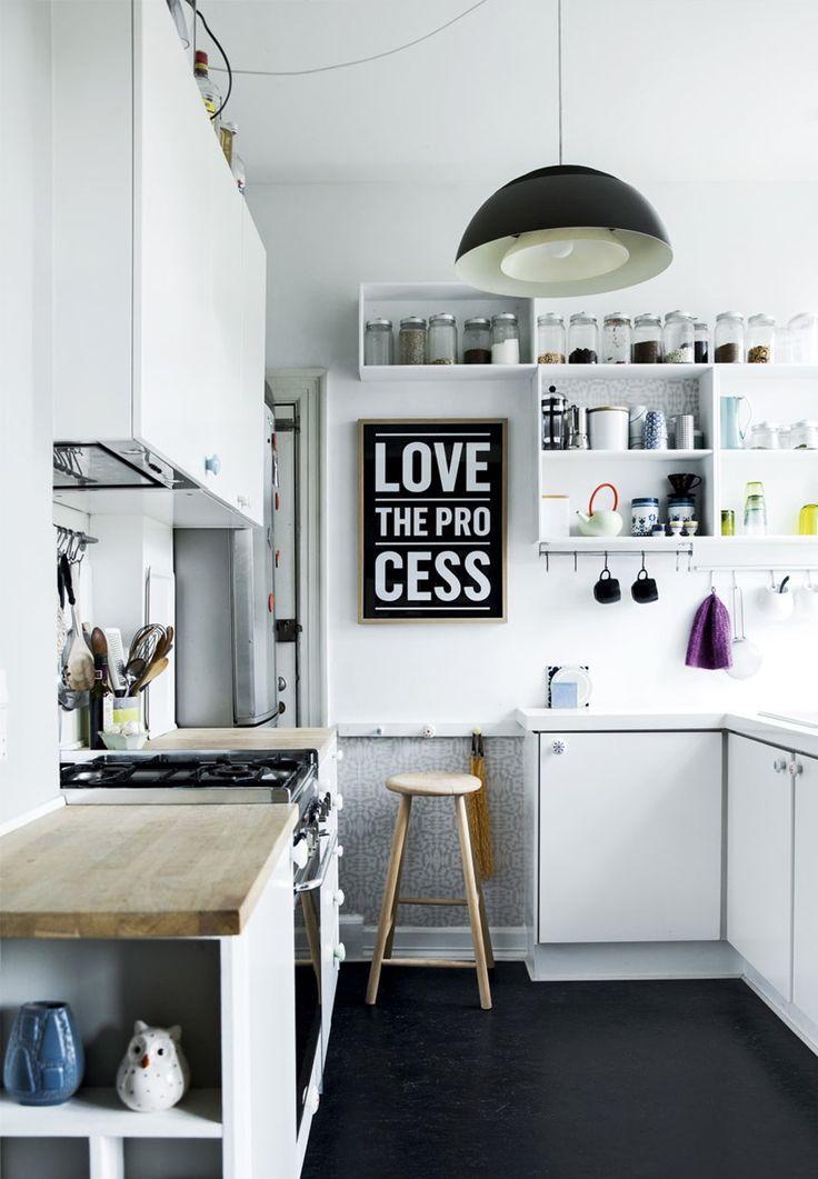 Tolle Küche Ziegel Aufkantung Pinterest Galerie - Küchen Ideen ...