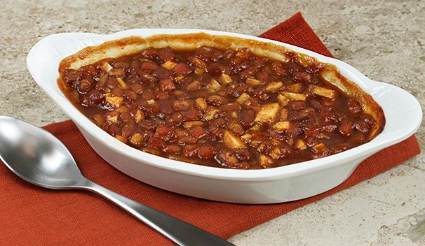 Rejuvenate a signature BBQ classic with our Backyard Baked Beans recipe. Smoky, sweet, and tangy, this dish will satisfy all your cravings.