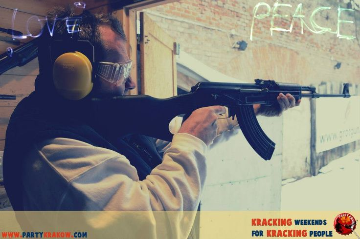 Check out Krakow Gun Shooting