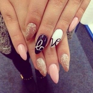 30 cool almond nail designs  almond nails designs