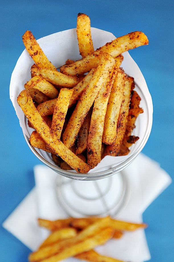 Kickin BBQ Style French Fries
