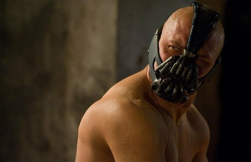 The Dark Knight Rises - Tom Hardy