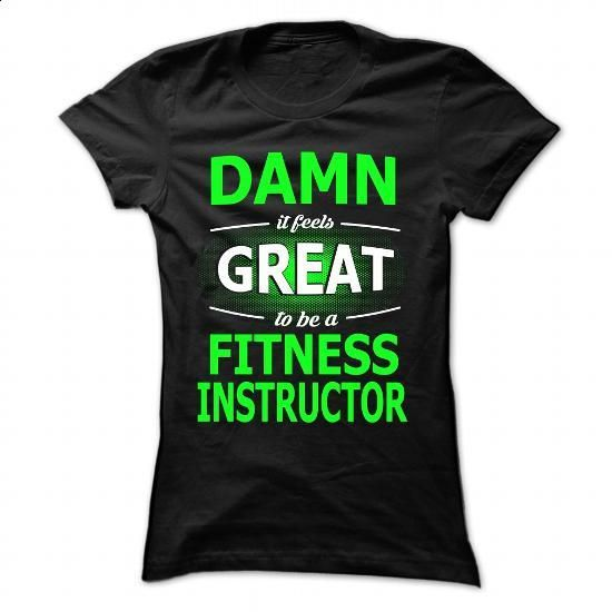 FITNESS INSTRUCTOR #Tshirt #fashion. ORDER HERE => https://www.sunfrog.com/Funny/FITNESS-INSTRUCTOR-139192131-Ladies.html?60505
