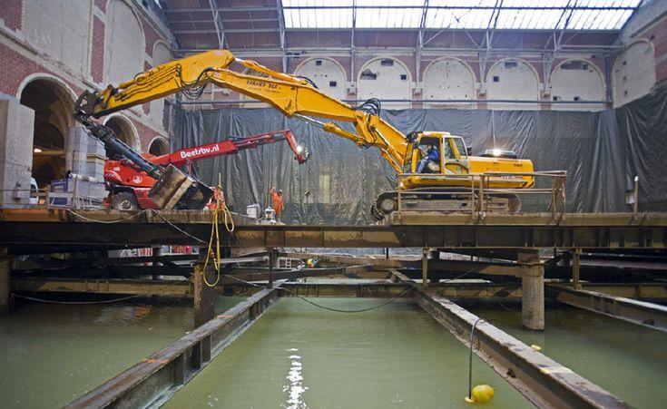 cruz y ortiz arquitectos: rijksmuseum renovation
