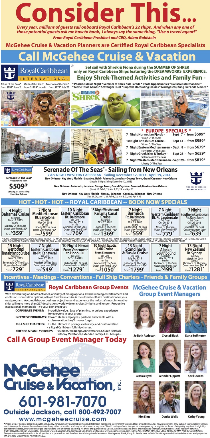 Royal caribbean diamond jubilee party a success cruise international - Call Us To Book Your Royal Caribbean Adventure Today
