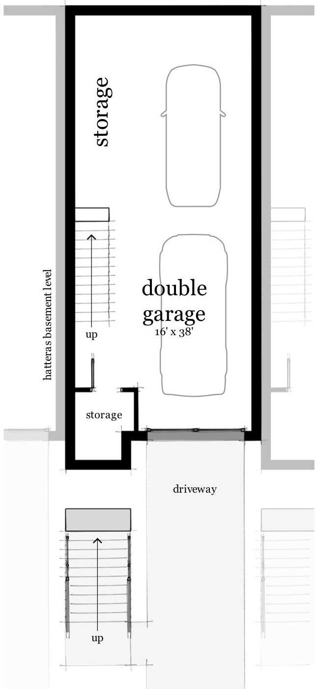 9 best Duplex plans images – Duplex Plans With Garage And Basement