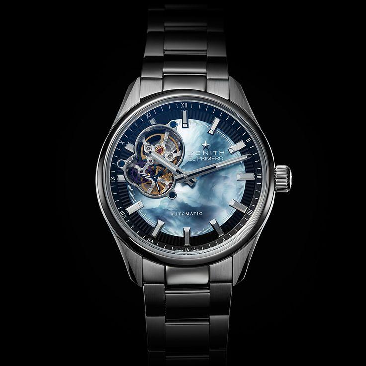 ゼニス | いま気になるのは、MOPダイヤルの腕時計。 | Pen Online