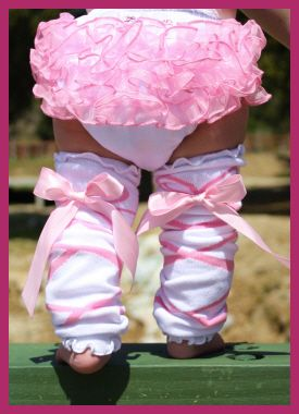 Ballerina Baby- This is so adorable! ♥ Just had to share with all those who have sweet baby girls (or will soon have one!).