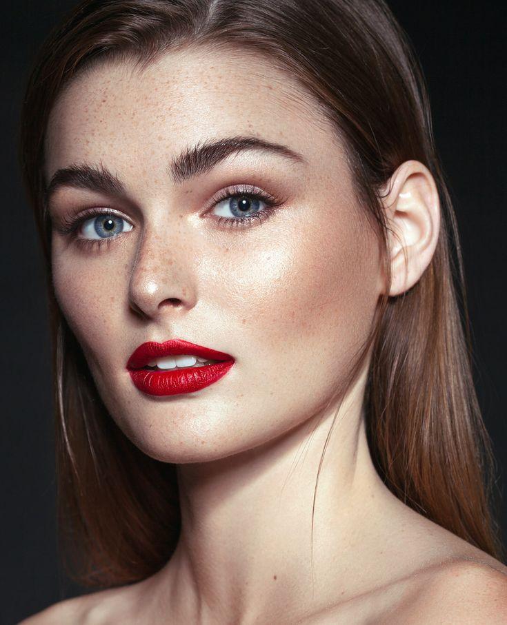 Французский макияж фото