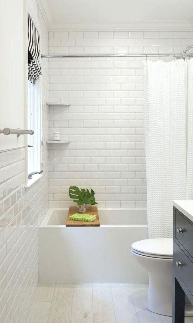 White Subway Tile Bathroom 017 (White Subway Tile Bathroom 017) design ideas and photos