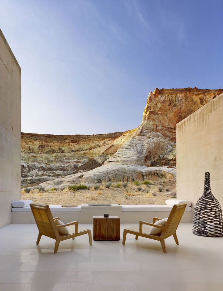 Amangiri Resort and Spa In The High Desert Of Utah. Photo © Joe Fletcher | http://www.yellowtrace.com.au/amangiri-resort-utah/
