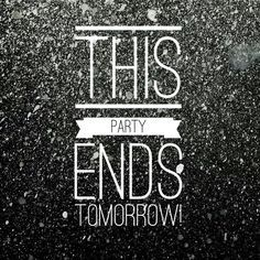 Remember The Party Ends Tomorrow I Am Closing The Party At 6 00 Pm And Will Do The Drawing