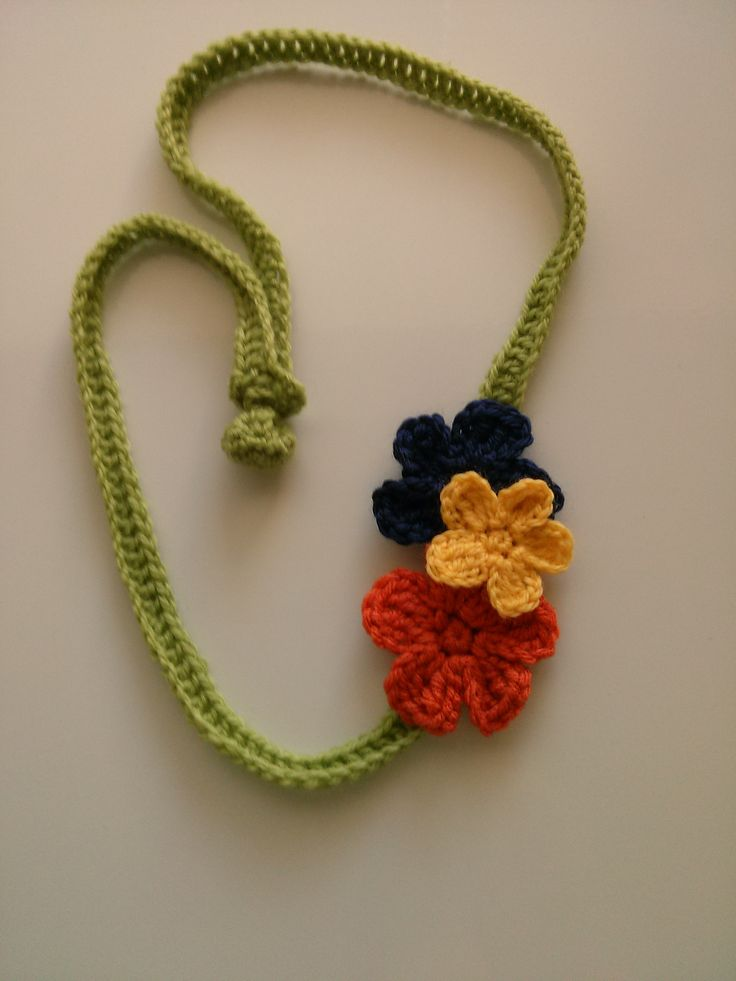 17 Best Images About Crochet Bracelet On Pinterest Free Pattern