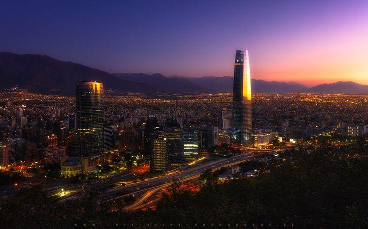 Santiago by Luis Felipe Peña Sandoval on 500px