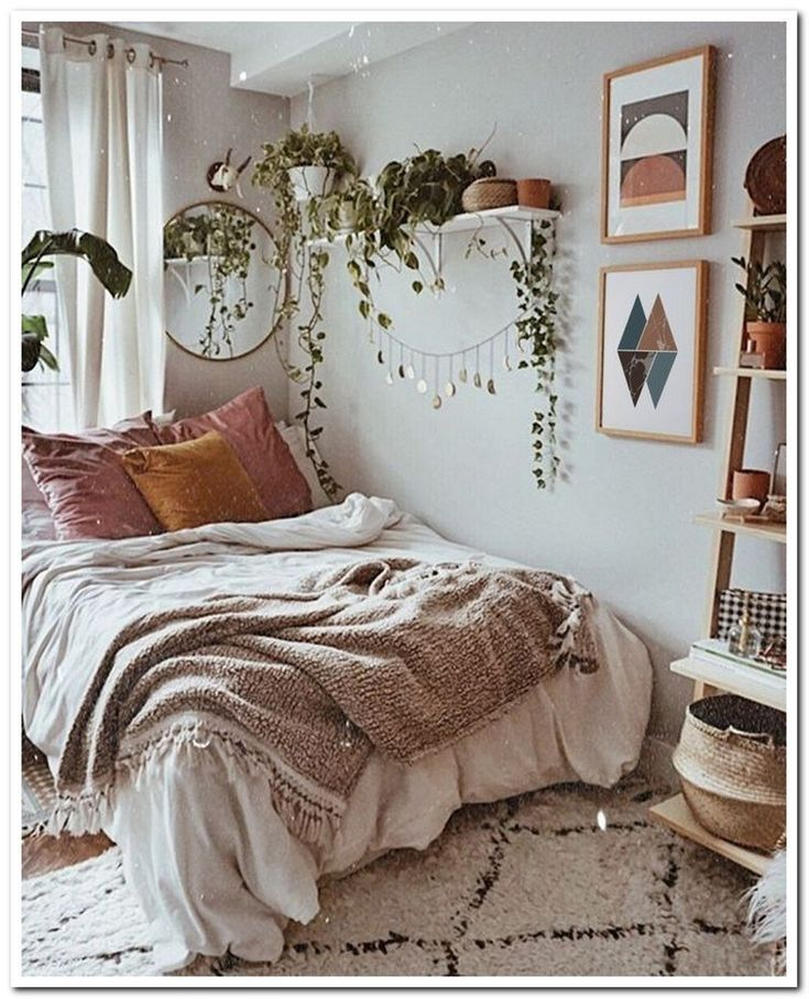 51 Bohemian Minimalist Bedroom Ideas With Urban Outfiters