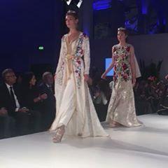 Final fashion show in London fashion week   it was amazing experience that i joined all of famous Moroccan designer this a big event ❤❤❤ #bahrain #dubai #oman #abudhabi #ryadh #morocco #qatar #sharjah #doha #kuwait #saudiarabia #caftan #ghizlane_elfeddi #wedding #beaty #zayfashion #qatar #moroccan_caftan #style #القفطان_المغربي #كراكو_مغربي#كراكو_وجدي #القفطان_المغربي_اصلي_عالمي_جميل #القفطان_المغربي_العالمي #القفطان_المغربي_عالمي #القفطان_المغربي_اصلي_عالمي_جميل #القفطان_المغربي