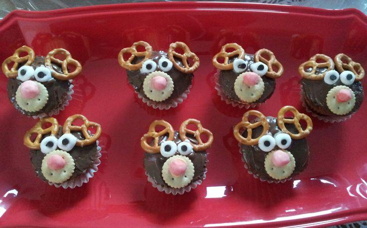 Renna cupcake!!!