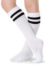 Knee-High Tube Socks for pricing please email us at admin@thedancingfeetshop.com