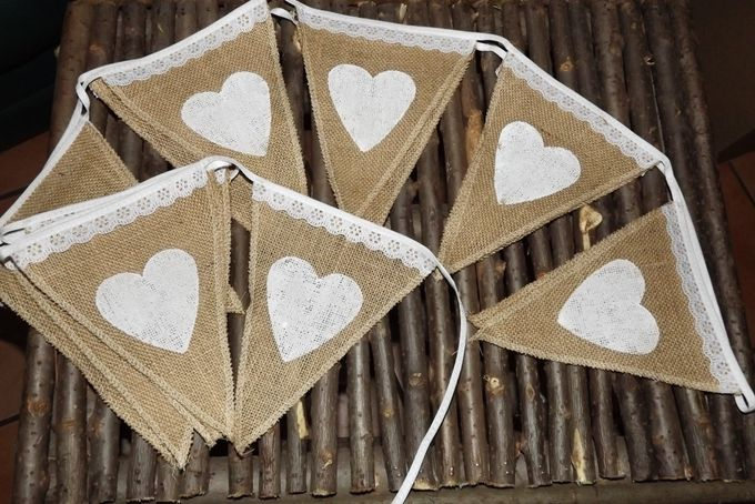 Bunting by Creative Love
