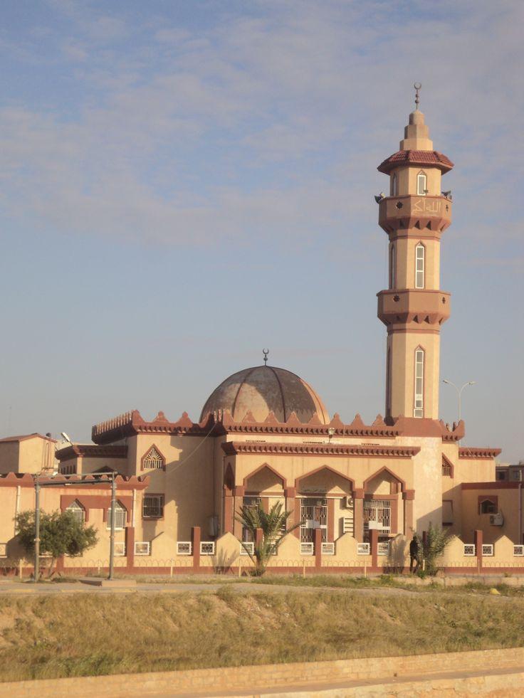 Sahl Ibn Hunayf Mosque, Benghazi, Libya