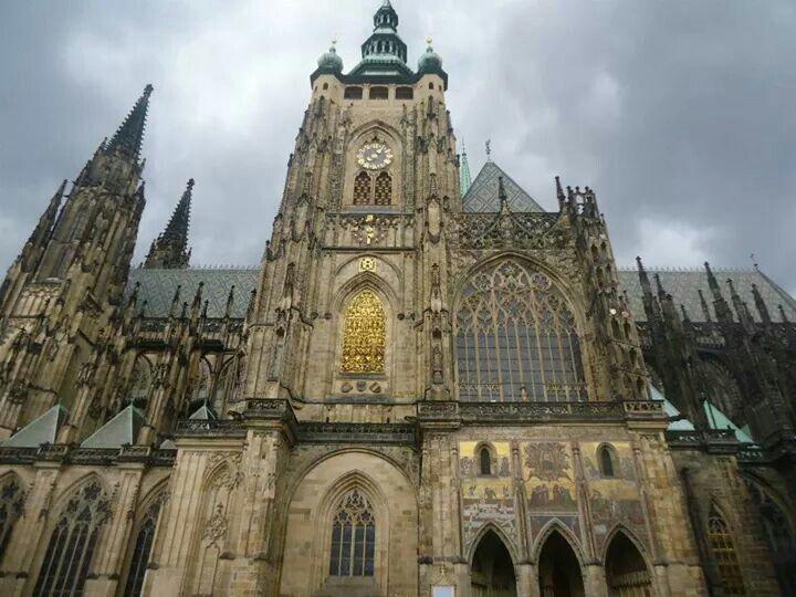 Catedral, Praga