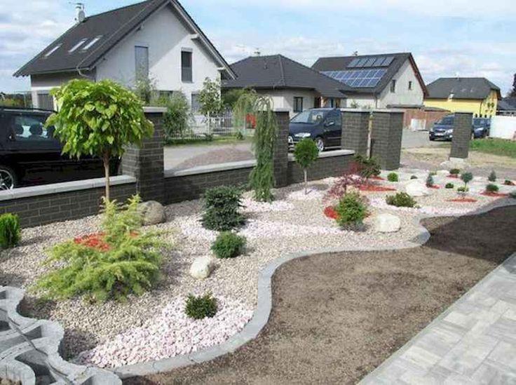 90 Idéias simples e bonitas de paisagismo em um orçamento (52)   – Gardening Inspiration