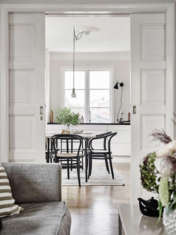 Las 25 mejores ideas sobre puertas corredizas de madera for Cuantos estilos de decoracion de interiores existen