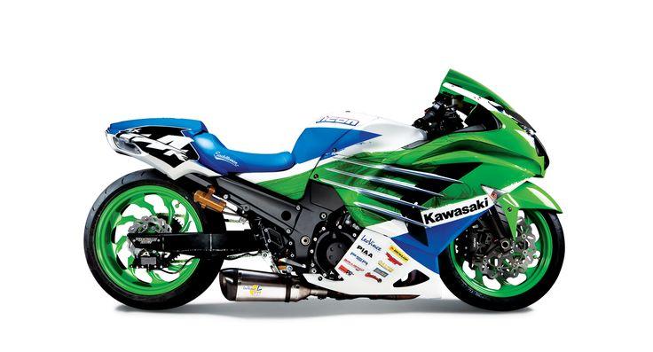 Icon Motorsports Limiter Kawasaki ZX-14R custom superbike