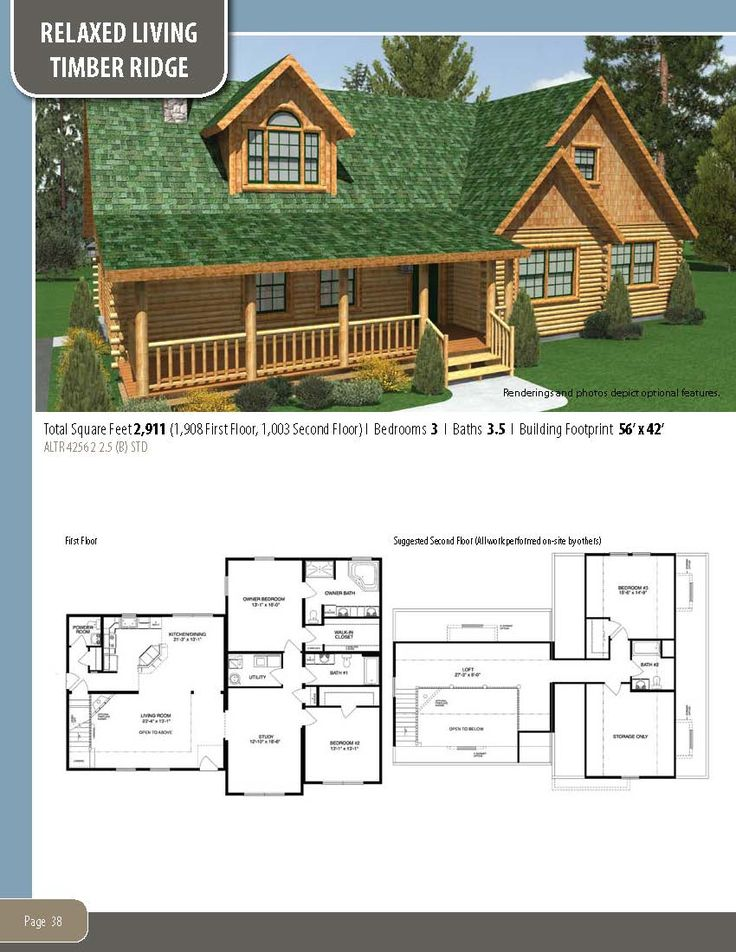 35 best Cape Cod, Two Story & Relaxed Living Floor Plan Collection ...
