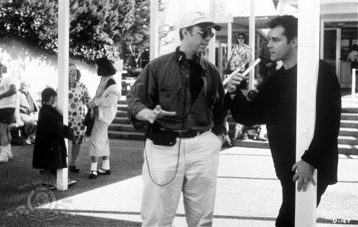 Ray Liotta and John Dahl in Unforgettable (1996)