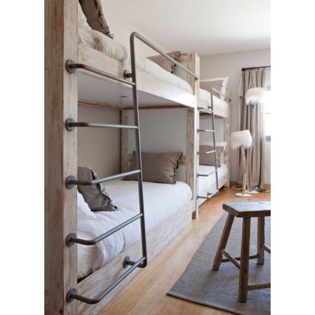 25 b sta bunk beds for adults id erna p pinterest - Adult loft beds with stairs ...