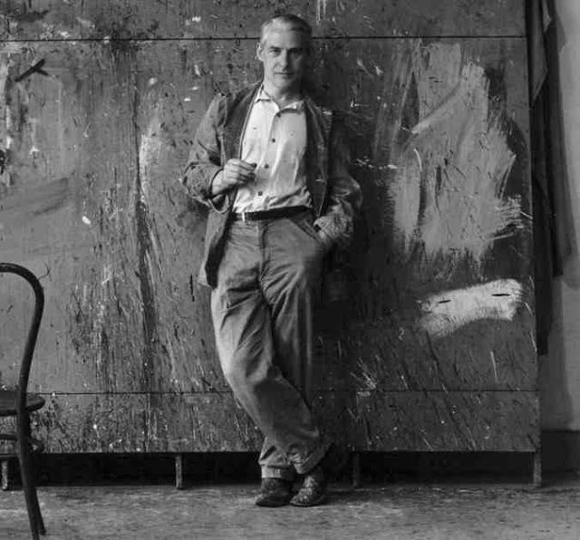 """I don't paint to live, I live to paint."" - Willem de Kooning"