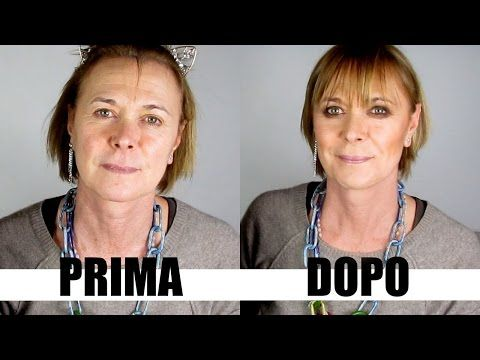 Makeup per le OVER 50: 10 CONSIGLI! - YouTube