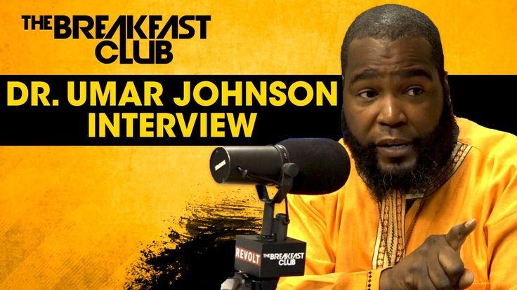 Dr. Umar Johnson Discusses Inter-Racial Marriage, President Trump, Self-...