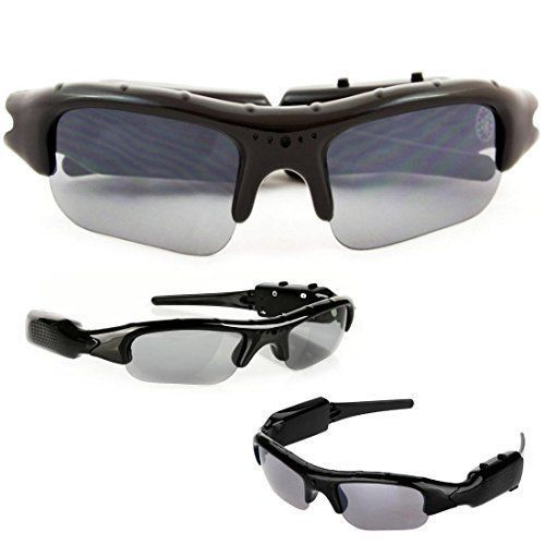 SpyCrushers Spy Glasses Best Spy Camera Glasses & Mini DVR Available Our Spy a
