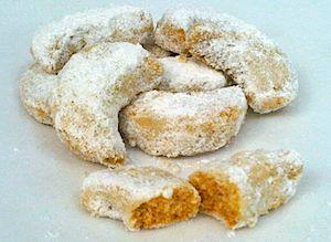 Resep Kue Putri Salju – Cakefever.com