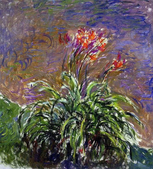 Claude Monet http://www.flickr.com/photos/renzodionigi/4297180979/in/photostream/