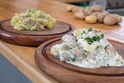 Berliner Kartoffelsalat,