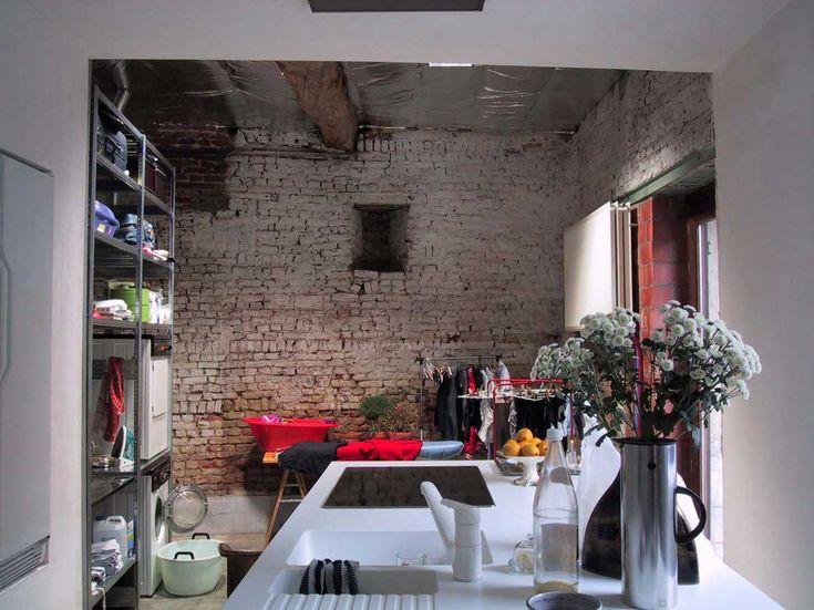 10 besten ZAND een strakke keuken in een oude hoeve Bilder auf ...