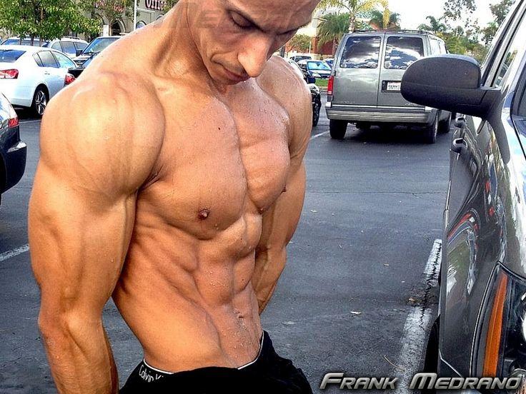 FRANK MEDRANO - calisthenics athlete/body weight athlete ...