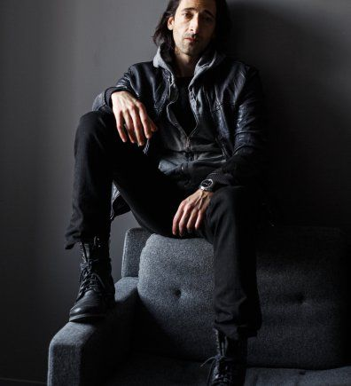 17 Best ideas about Ad... Predator Adrien Brody Fanfiction